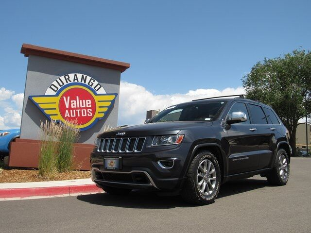 2014 Jeep Grand Cherokee Limited Durango CO