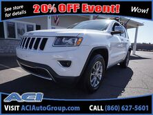 Jeep Grand Cherokee Limited East Windsor CT
