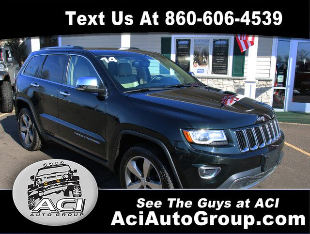 2014 Jeep Grand Cherokee Limited East Windsor CT