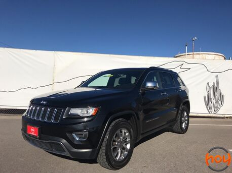 2014_Jeep_Grand Cherokee_Limited_ El Paso TX