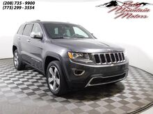 2014_Jeep_Grand Cherokee_Limited_ Elko NV
