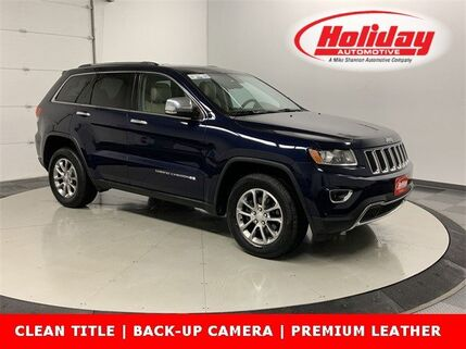2014_Jeep_Grand Cherokee_Limited_ Fond du Lac WI