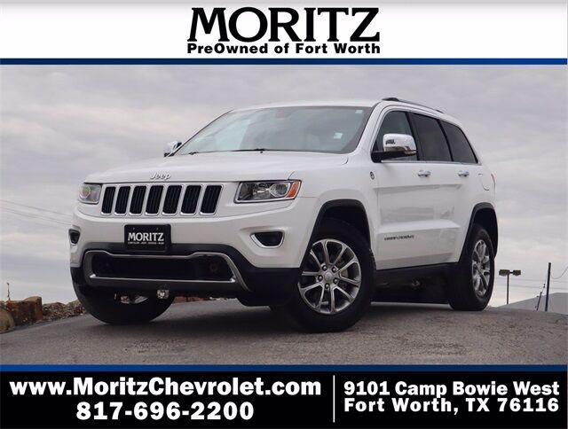 2014 Jeep Grand Cherokee Limited Fort Worth TX