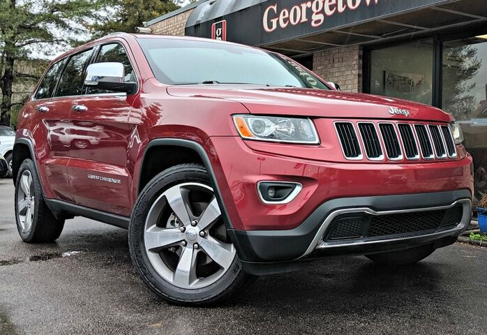 2014 Jeep Grand Cherokee Limited Georgetown KY