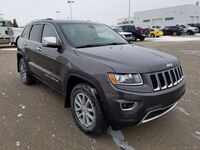 Jeep Grand Cherokee Limited (Heated Steering Wheel, Heated Front Seats, Backup Cam) 2014