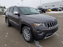 2014_Jeep_Grand Cherokee_Limited (Heated Steering Wheel, Heated Front Seats, Backup Cam)_ Swift Current SK
