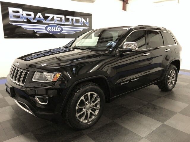2014 Jeep Grand Cherokee Limited Houston TX