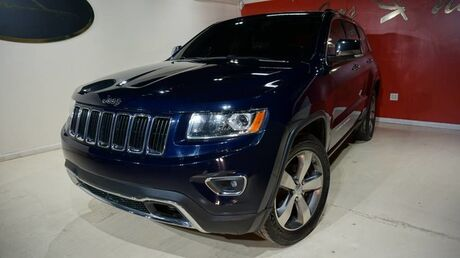 2014 Jeep Grand Cherokee Limited Indianapolis IN