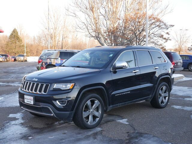 2014 Jeep Grand Cherokee Limited Inver Grove Heights MN