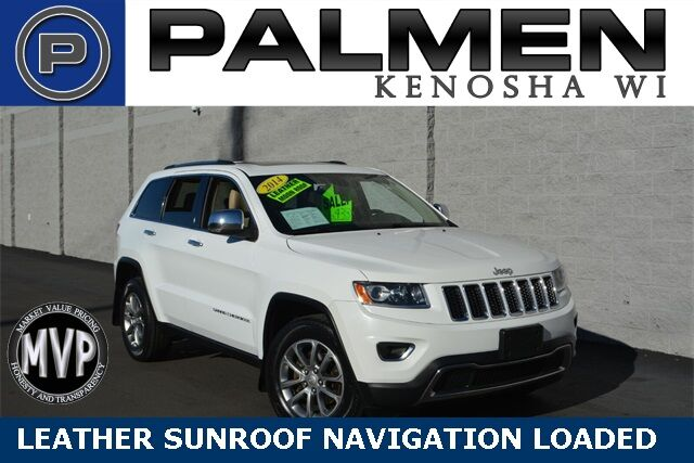 2014 Jeep Grand Cherokee Limited Racine WI