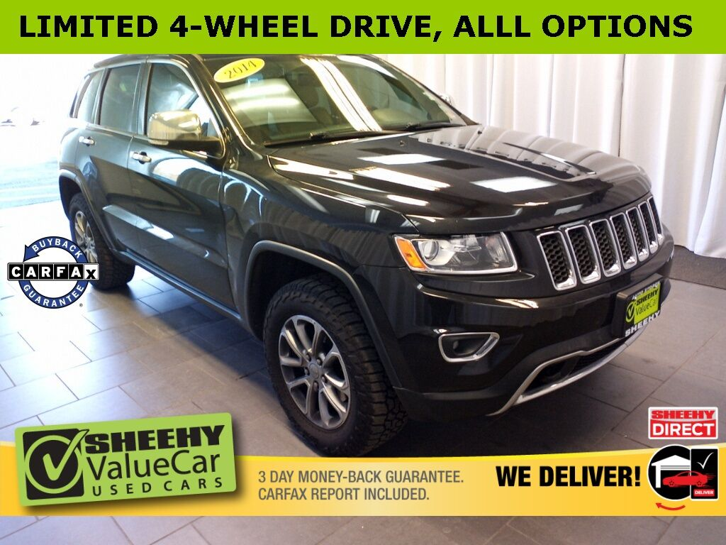 2014 Jeep Grand Cherokee Limited Springfield VA