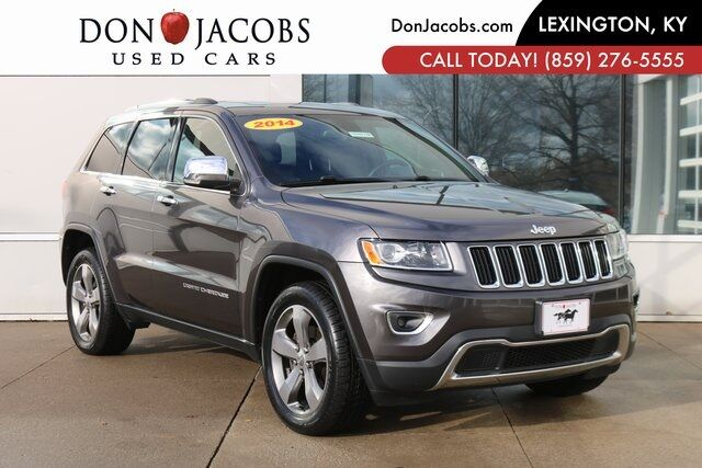 2014 Jeep Grand Cherokee Limited Lexington KY