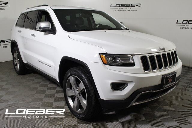 2014 Jeep Grand Cherokee Limited Lincolnwood IL