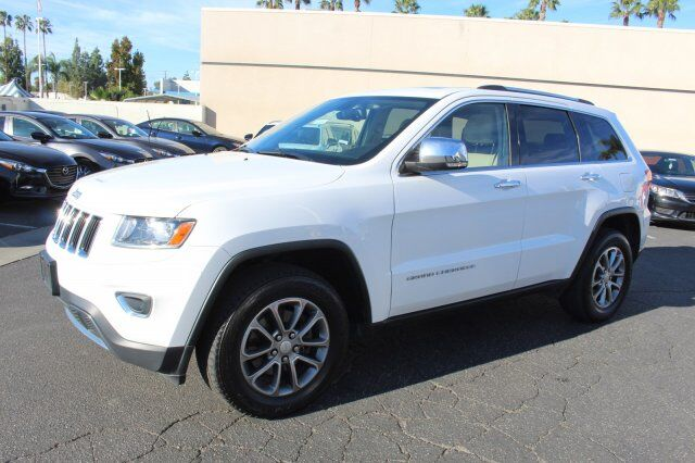 2014 Jeep Grand Cherokee Limited Loma Linda CA