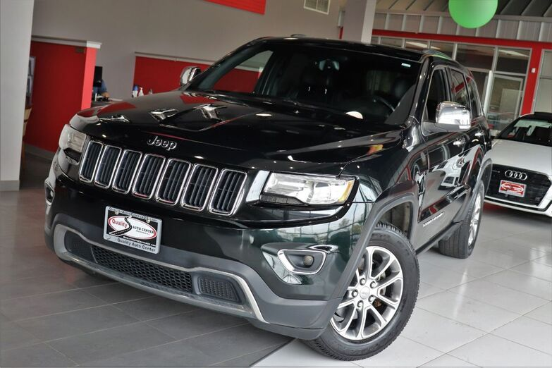 2014 Jeep Grand Cherokee Limited Luxury Group Navigation Panoramic Roof Springfield NJ