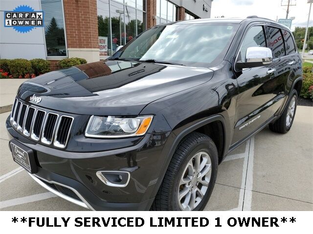 2014 Jeep Grand Cherokee Limited Mayfield Village OH