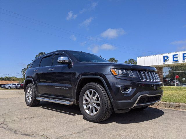 2014 Jeep Grand Cherokee Limited McComb MS
