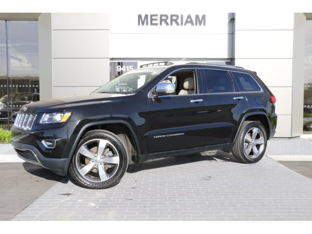 2014 Jeep Grand Cherokee Limited Merriam KS