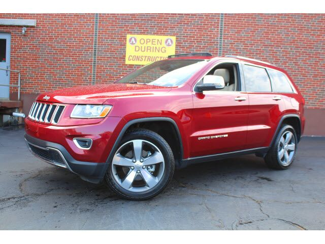 2014 Jeep Grand Cherokee Limited Kansas City KS