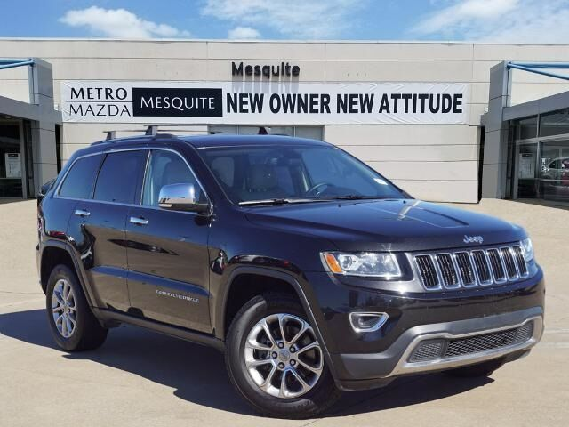 2014 Jeep Grand Cherokee Limited Mesquite TX