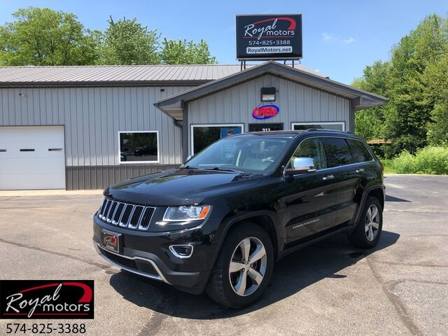 2014 Jeep Grand Cherokee Limited Middlebury IN