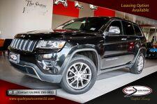 2014 Jeep Grand Cherokee Limited Nav Sunroof Quick Order Pkg