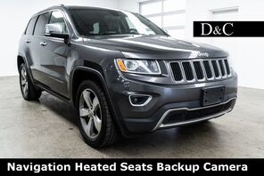 2014_Jeep_Grand Cherokee_Limited Navigation Heated Seats Backup Camera_ Portland OR