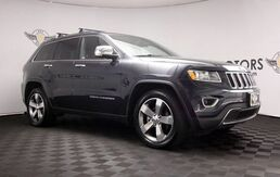 2014_Jeep_Grand Cherokee_Limited Navigation,Camera,Heated Seats,Bluetooth_ Houston TX