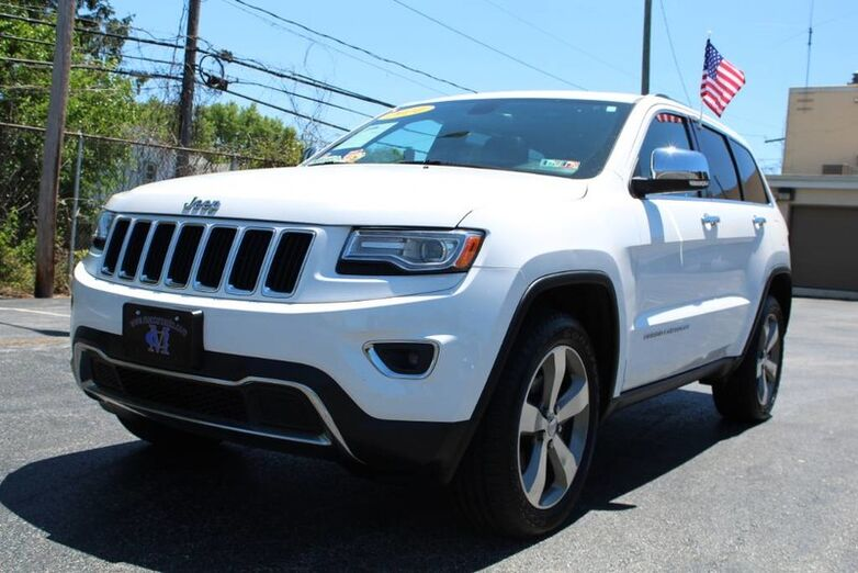 2014 Jeep Grand Cherokee Limited New Castle DE