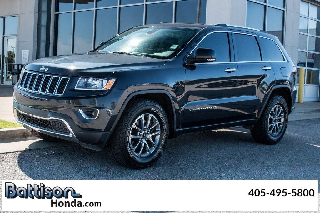 2014_Jeep_Grand Cherokee_Limited_ Oklahoma City OK
