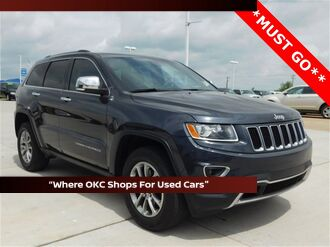2014_Jeep_Grand Cherokee_Limited_ Oklahoma City OK