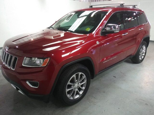 2014 Jeep Grand Cherokee Limited Oroville CA