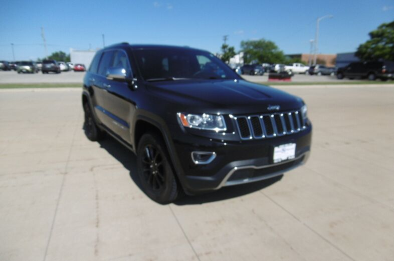 2014 Jeep Grand Cherokee Limited Peoria IL
