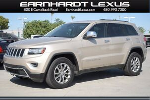 2014_Jeep_Grand Cherokee_Limited_ Phoenix AZ