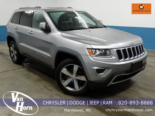 2014 Jeep Grand Cherokee Limited Plymouth WI
