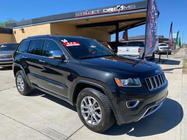 2014 Jeep Grand Cherokee Limited Prescott AZ