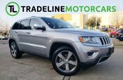 2014 Jeep Grand Cherokee Limited REAR VIEW CAMERA, NAVIGATION, BLUETOOTH, AND MUCH MORE!!!