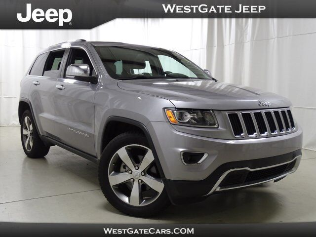2014 Jeep Grand Cherokee Limited Raleigh NC