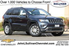 2014_Jeep_Grand Cherokee_Limited_ Roseville CA