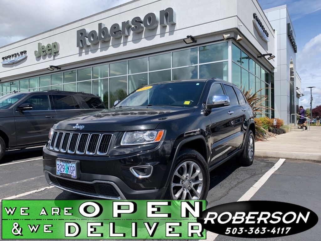 2014 Jeep Grand Cherokee Limited Salem OR