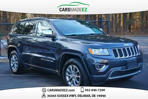 2014_Jeep_Grand Cherokee_Limited_ Salisbury MD