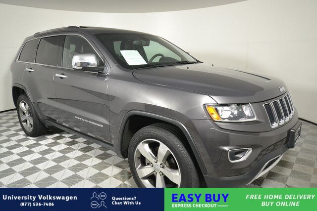 2014 Jeep Grand Cherokee Limited Seattle WA