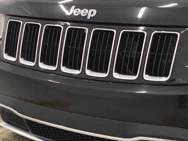 2014 Jeep Grand Cherokee Limited Sherwood Park AB