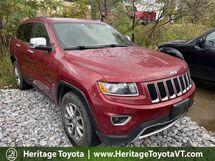 2014 Jeep Grand Cherokee Limited South Burlington VT