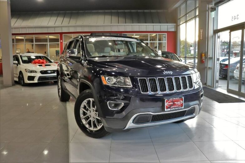 2014 Jeep Grand Cherokee Limited Springfield NJ