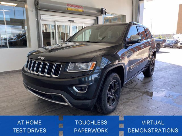 2014 Jeep Grand Cherokee Limited St. Albert AB