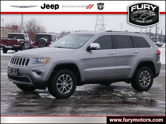 2014 Jeep Grand Cherokee Limited Oak Park Heights MN