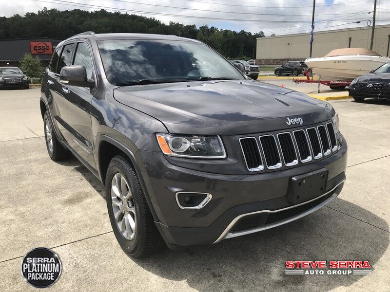 2014 Jeep Grand Cherokee Limited Trussville AL