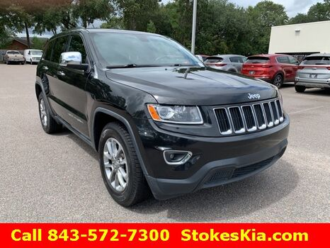2014_Jeep_Grand Cherokee_Limited_ Aiken SC