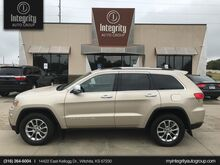 2014_Jeep_Grand Cherokee_Limited_ Wichita KS